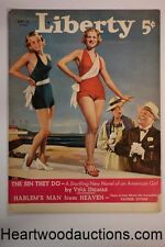 Liberty Sep 14, 1935 Grace Perkins story, as Dora Macy
