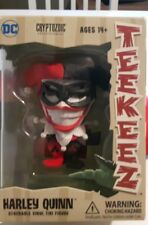 Harley Quinn Cryptozoic Entertainment Teekeez Stackable Vinyl Tiki Figure