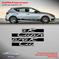 SEAT Leon  Cupra R side stripes 2012-2017