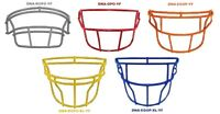NEW Schutt Youth DNA Recruit Football Helmet Facemask - Various Syles & Colors