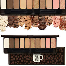 ETUDE HOUSE Play Color Eyes In The Cafe 1g x 10ea 10 Color Eye Shadow