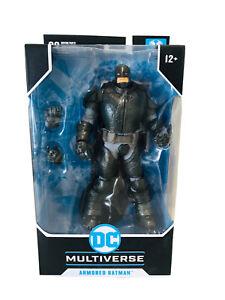 "Batman DC Multiverse The Dark Knight Returns Armoured Batman 7"" Scale Figure New"