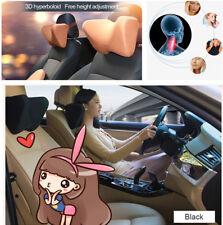 1* Memory Foam Car Seat Neck Pillow U Style Auto Headrest 3D Side Support Design