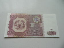Tajdikistan 500 Rubel 1994