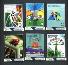 2014 Panini Prizm World Cup Soccer Posters Set of (12)