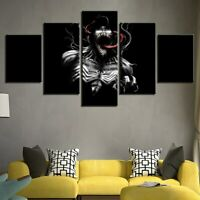 Venom Marvel Avengers DC 5 Piece Panel Canvas Wall Art Hanging Print Home Decor