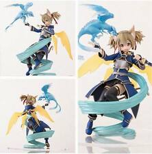 Anime Sword Art Online Funny Knights Silica and Pina ALO Ver. 1/8 PVC Figure