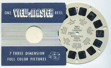 705-X Royal Canadian Mounted Police Canada 1956 Belgium-made ViewMaster Reel