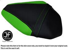 Desgn 2 Negro Verde L Vinilo Personalizado Para Kawasaki ZX10R 1000 16-17 Funda de Asiento Trasero