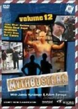 Mythbusters Volume 12 TV Vol Twelve New DVD Region 4