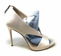 Imagine Vince Camuto Womens Dailey Dress Sandal Light Sandal Satin Size 7 M US