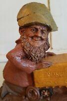 Rare - PUSH - Edition # 1 - Tom Clark gnome - train - personally signed