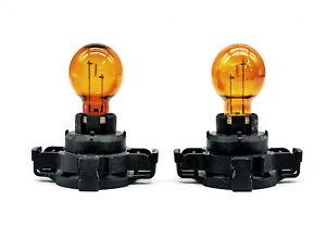 2x BMW E90 E92 F07 F10 F32 F33 F36 X5 X6 Headlight Turn Signal Light Bulb Lamp