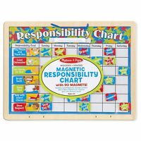 Melissa And Doug Magnetic Responsibility Chart NEW Toys
