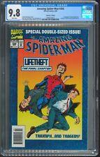 AMAZING SPIDER-MAN #388 - CGC 9.8 - Rare Newsstand - Collectors Edition 4/94