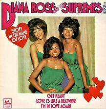 DIANA ROSS AND THE SUPREMES Stop In The Name Of Love Vinyl 33rpm LP MFP 50291 DA