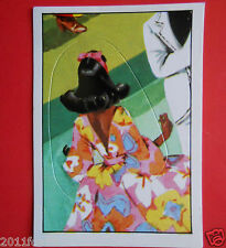figurines prentjes cromos stickers picture cards figurine barbie 237 panini 1976