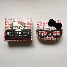 Limited Edition Hello Kitty Head Of The Class Makeup Eyeshadow Blush Palette NIB