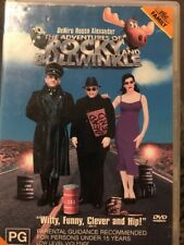 The Adventures Of Rocky And Bullwinkle (DVD, 2001) Free Post!