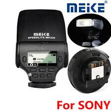 Meike Mk-320 Flash Illuminatore per Sony