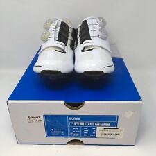 Giant SURGE BOA Carbon Sole White Road Cycling Shoes EU 44 US 11 NEW IN BOX