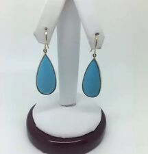 Turquoise Earrings 4.7 G