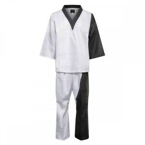Elite Splice Team Uniform Whi Kampfsport Anzug Freestyle Demo Erwachsene Kinder