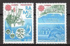 Monaco - 1986 Europa Cept - Mi. 1746-47 MNH