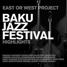 Baku Jazz Festival von East Or West Project 2CDs