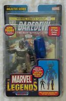 MARVEL LEGENDS GALACTUS SERIES BULLSEYE CHASE FIGURE + 32 PAGE DAREDEVIL COMIC