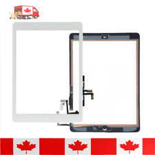 iPad Air 1 White Touch Screen Digitizer Replacement With Home Button & Adhesive