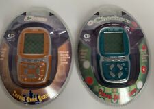 NEW Sakar Chess and Checkers Electronic Travel Game Series Hand Held Pocket