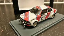 Neo Scale Models Resin Diecast Rally Cars