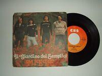 """Il Giardino Dei Semplici / Miele–Disco Vinile 45 Giri 7"""" Stampa Italia 1977"""