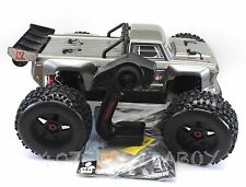 ARRMA 1/8 OUTCAST Brushless BLX 6S Stunt Truck 4WD 2.4GHz RTR New Open Box
