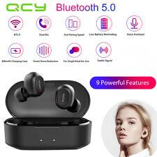 QCY T2C TWS Bluetooth5.0 Earphones Dual Mircophone 3D Stereo Headsets Headphones