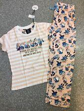 Disney Blanche Neige Pyjamas Set nains Parfait Cadeau de Noël primark NEUF