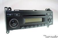 Mercedes Sound 5 BE7076 Becker Original Autoradio W906 W639 W169 W245 CD Radio