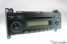 Audio MERCEDES 5 be7076 Becker autoradio originale w906 w639 w169 w245 Radio CD