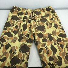Outdoor Products Gore-Tex Insulated Camo Hunting Snowboarding Ski Pants XL USA