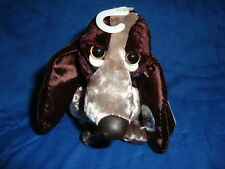 """Hush Puppies Special Velvet Edition #4/6 Brown 5"""""""