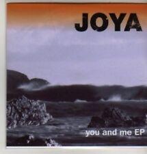 (AZ394) Joya, You And Me - DJ CD