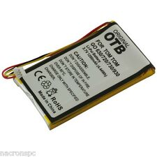 Batterie Li-Polymere TomTom GO 530 Live 630  720 730 730T 930 930T 3,7V 1200 mAh