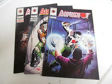 LOT 3 * VALIANT COMICS * BLOODSHOT * 1993.# 8  # 9 & # 10. F/F