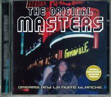 THE ORIGINAL MASTERS DREAMS & LA NUITE BLACHE 1 EXTENDED TRACKS COSMIC MECCA DJ