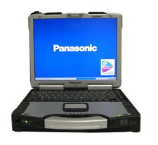 Panasonic Toughbook Rugged CF-29 1.4ghz 80gb Touch Screen Xp Pro DVD Complete