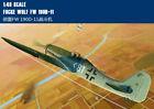 GERMAN FOCKE WULF FW 190D-11 1/48 aircraft Trumpeter model plane kit 81718