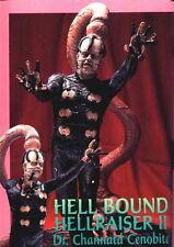 """21""""HELLRAISER DR.CHANNARTD CENOBITE Horror Classic Movies Vinyl Model Kit 1/4"""