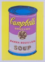 Franck GOHIER 'Barra bouillon 2013' - reproduction poster print - pop art