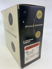 5 Ibm Selectric Ii Amp Iii Typewriter Correctable Film Ribbons Black High Yield